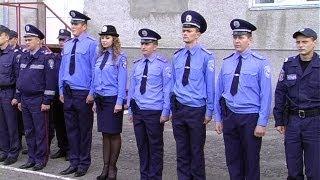 Молодими працівниками поповнився Коломийський відділ міліції