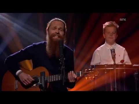 Magnus Eliassen - Stor (Live hos NRK Lindmo)