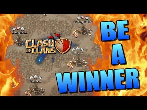 HOW TO START A WAR LIKE WINNERS! Clash of Clans Clan War