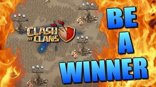 HOW TO START A WAR LIKE WINNERS! Clash of Clans Clan War Tips | TH9 3 Star Attack Strategy in CoC