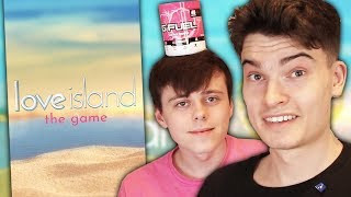 will and alex find love (island)