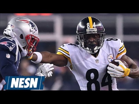 Antonio Brown Breaks Bank With New Contract Extension