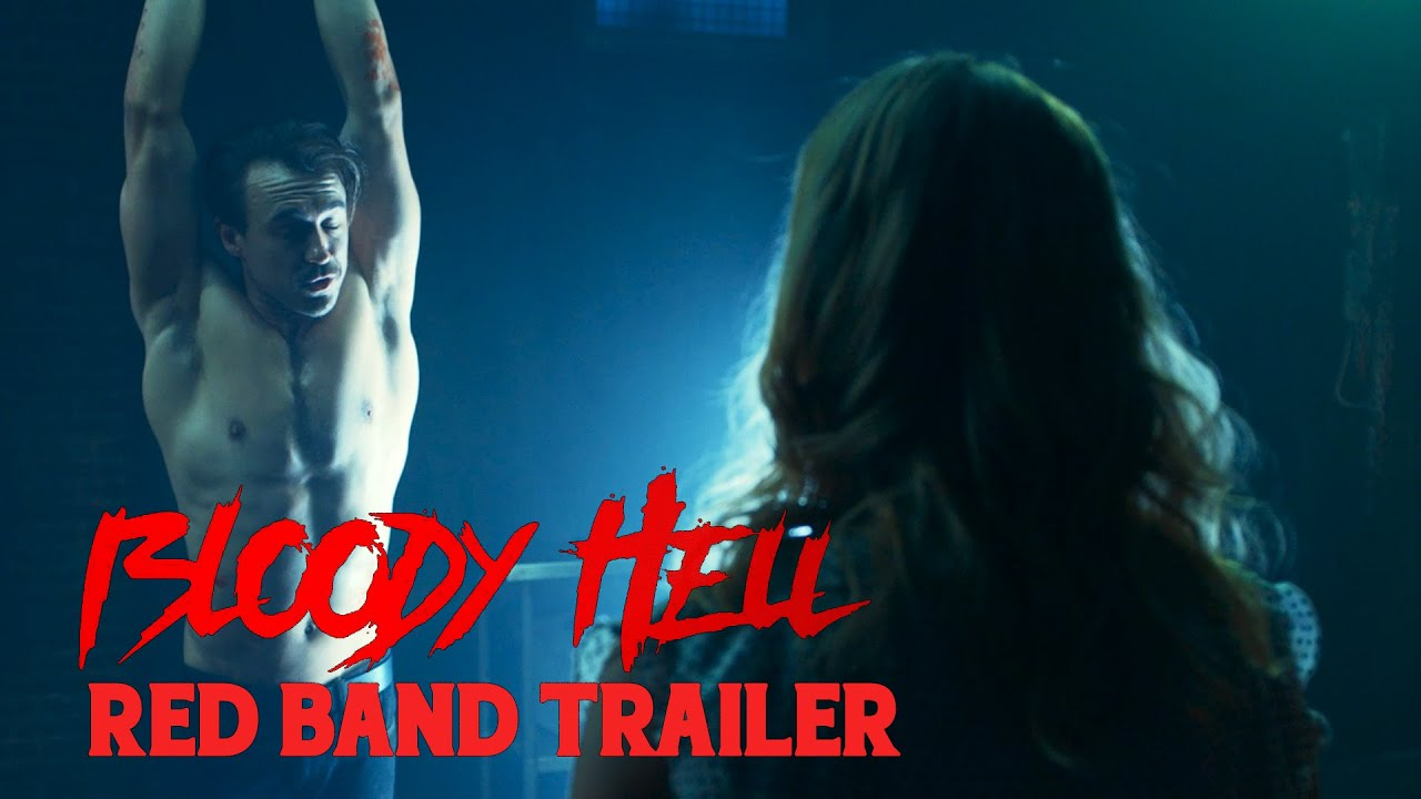 BLOODY HELL (2021) - Official Red Band Trailer [HD]