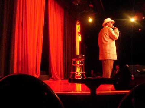 """KC Finesse - The Comedy Store - Rated """"R"""""""