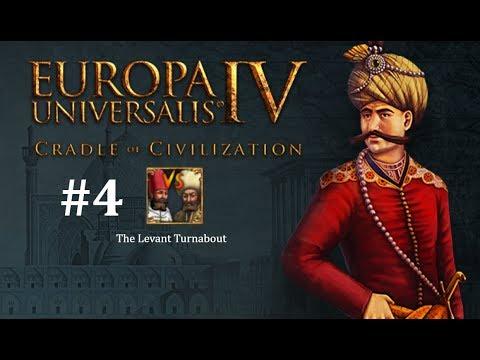 EU4 - Cradle of Civilization - Mamluks - Part 4