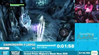 Darksiders II by snowysnowwolf in 1:00:29 - Awesome Games Done Quick 2016 - Part 18