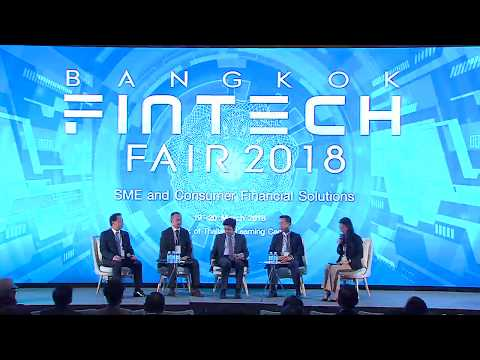 BKK FinTech Fair 2018 : Panel Discussion 7 Future Supply Chain Financial Solutions