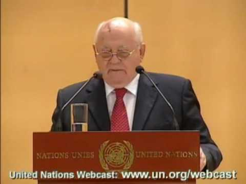 Resetting The Nuclear Disarmament Agenda (Gorbachev)