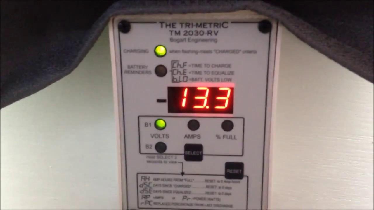 Dometic CF 50 12V Refrigerator Test Bogart Trimetric DIY Van Conversion Life 17 May 2015