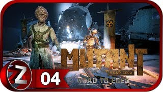Mutant Year Zero: Road to Eden Прохождение на русском #4 - Новый враг [FullHD|PC]