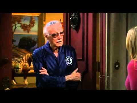 The Big Bang Theory - Sheldon meets Stan Lee