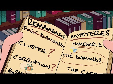 Steven Universe Discussion: Top 5 Remaining Mysteries in Steven Universe