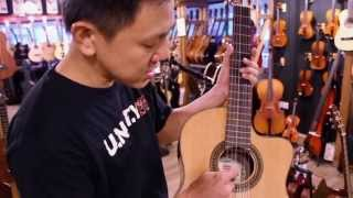 Coffee talk series with Kuah Wei Chin, the Founder and Director of The Guitar Store