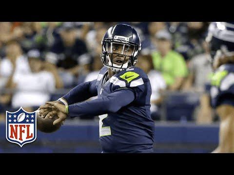 Every Trevone Boykin Throw from Week 2 | 2016 NFL Preseason Highlights