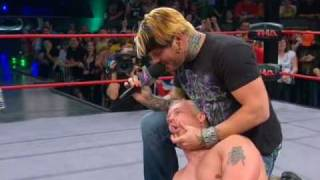 Jeff Hardy Confronts Mr. Anderson