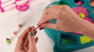 Crayola® Jewelry Boutique & Bead Studio Demo