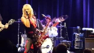 """Michael Monroe """"Oriental Beat"""" Hanoi Rocks 2/16/16 Sellersville The..."""