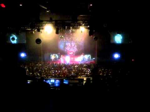 Axis of awesome how to write a love song live tesla