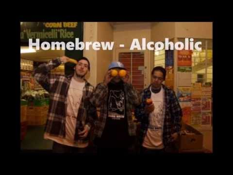 Homebrew - Alcoholic Lyrics