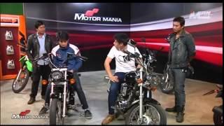 Motor mania LIFAN Custom V250