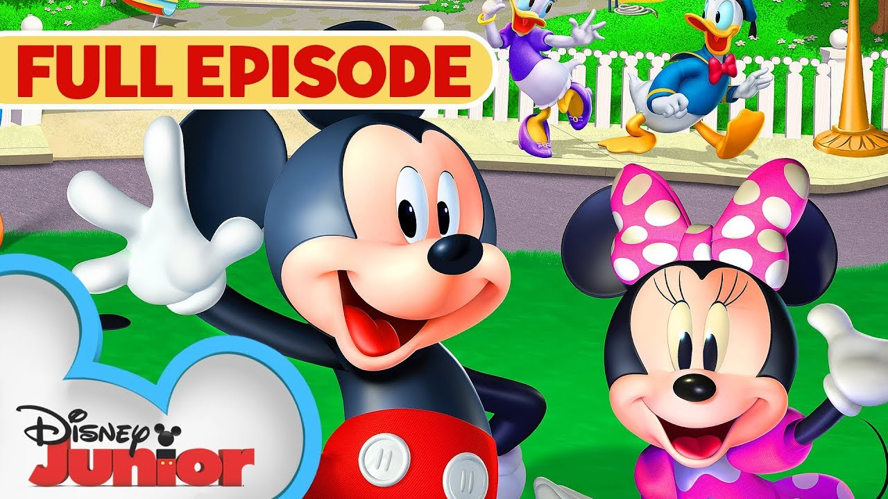 Download Motor Lab/Wishy Washy Helpers   Full Episode   Mickey Mouse Mixed-Up Adventures   @Disney Junior