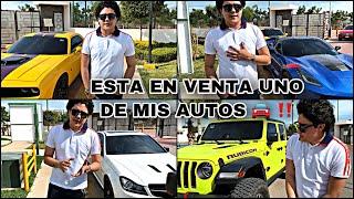 EN VENTA UNO DE MIS AUTOS ?? | MARKITOS TOYS