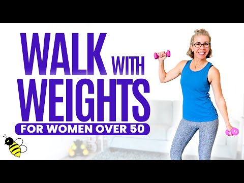 10 Min BEGINNER HIIT Workout For Weight Loss | Women Over 50! from YouTube · Duration:  11 minutes 13 seconds