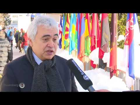 Davos 2018 Özel - Fatih Birol