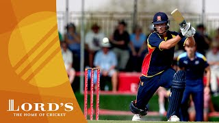 Tom Westley in the Emirates Twenty20 | Champion County Tour 2016