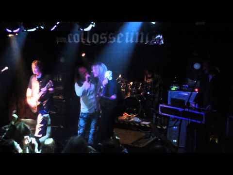 Masterplan - 22.10.2013 - Collosseum Music Pub, Košice, Slovakia (Full Concert)