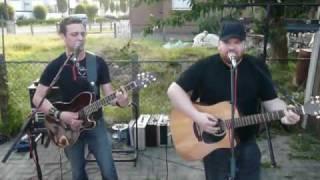 ''Black Cap'' Acoustic Duo aus Herford - Juli 2009 - 1/2