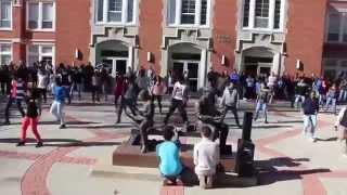 Northwest Missouri State University Flash MOB(ISA)