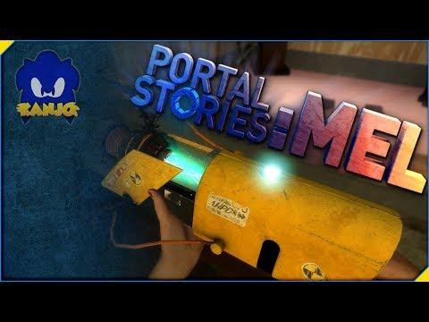 PORTAL STORIES: MEL (live 12/01 partie 1)