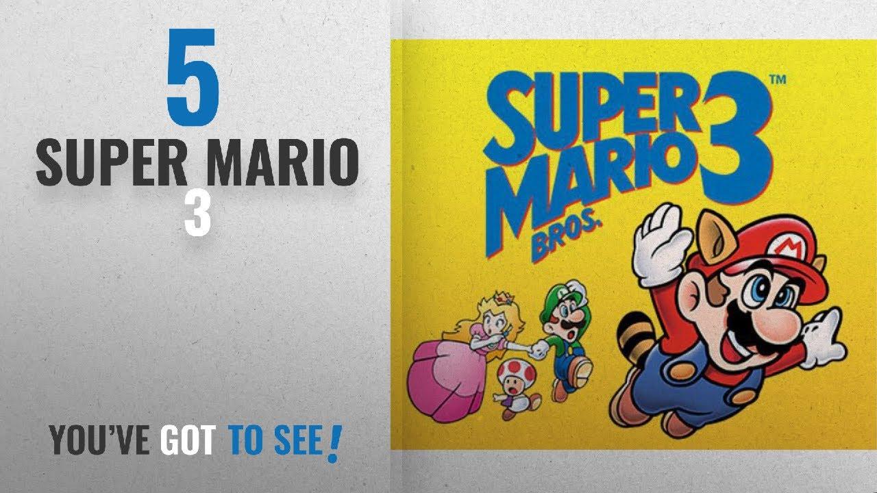 Top 10 Super Mario 3 [2018]: Super Mario Bros  3 - 3DS [Digital Code]