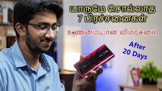 Redmi K20 Pro Full Review with Pros & Cons After 20 Days! | Tamil | Tech Satire