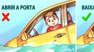 4 Teste de Sobrevivência em um Carro Afundando thumbnail