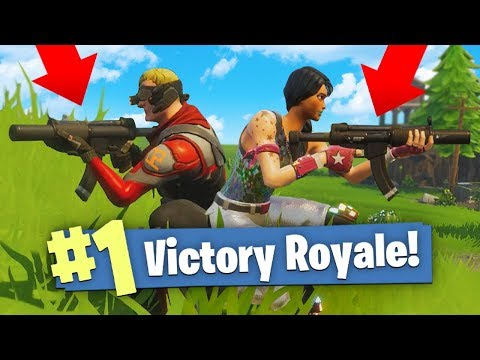 NEW SNEAKY SILENCERS Mode! - Fortnite Battle Royale