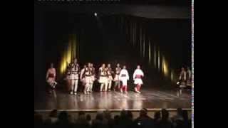 Repeat youtube video Beocin, 23 decembar 2013 ; Novogodisnji humanitarni koncert KUD ,,Brile,, Uspesno prezentovan rad 40