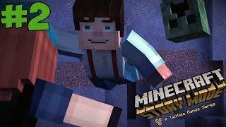 НОВЫЙ МАЙНКРАФТ! - MINECRAFT STORY MODE #2(Майнкрафт Story Mod - сюжетная игра, основанная на известной игре Minecraft! Смотри скорее! Если тебе нравится майнкр..., 2015-10-13T12:34:06.000Z)
