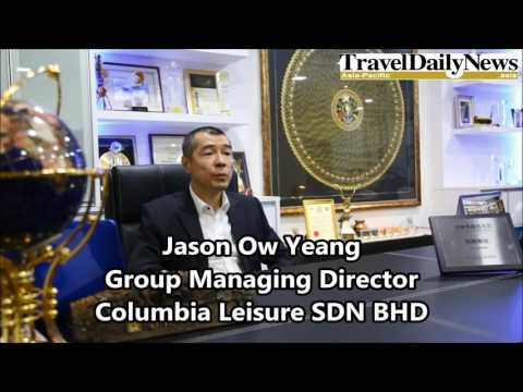 Interview with Jason Ow Yeang, Group Managing Director of Columbia Leisure