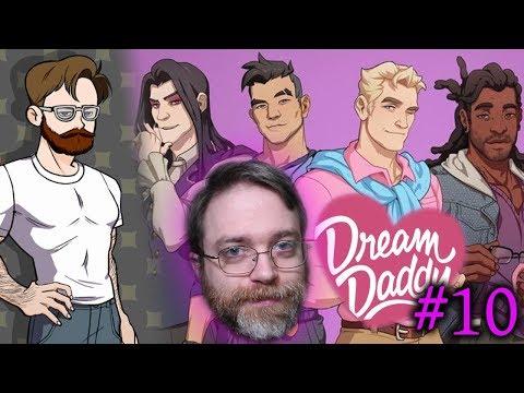 I am Brian's Secretary - Dream Daddy: Part 10 - Needs More Play
