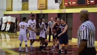 The Don's took on the West Valley Vikings at home on Friday, Januar...