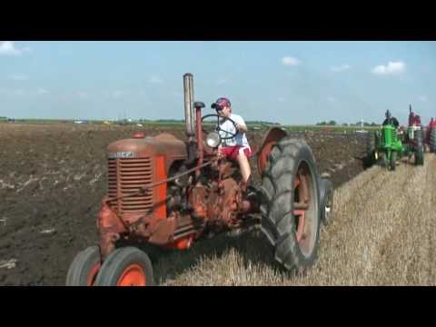 Antique Tractors And Plows