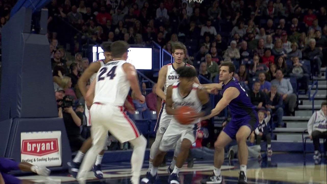 Highlights: Men's Basketball vs. North Alabama - YouTube