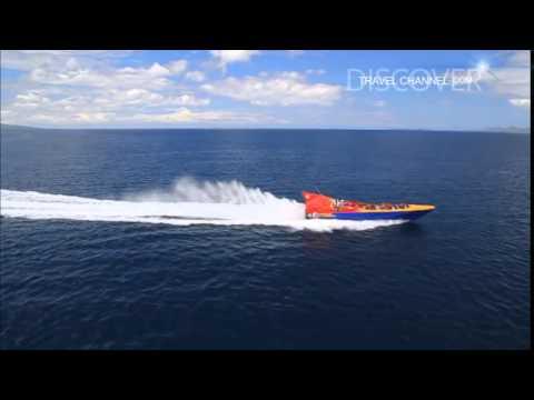 Excitor Speedboat Fiji