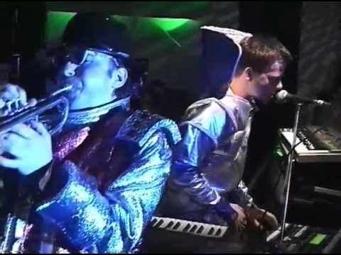 Undercover Mystic - Ju Ju Space Jazz Live at 'INTERSOUND' - Metro Theatre November 2000.mp4