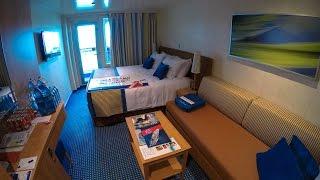 Carnival Vista Balcony Cabin 9416 Video Tour