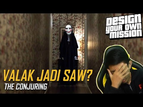 VALAK JADI SAW?? – Grand Theft Auto Extreme Indonesia [DYOM #13]