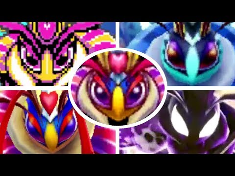 All Queen Sectonia Battles & Appearances in Kirby Games (2014-2018)