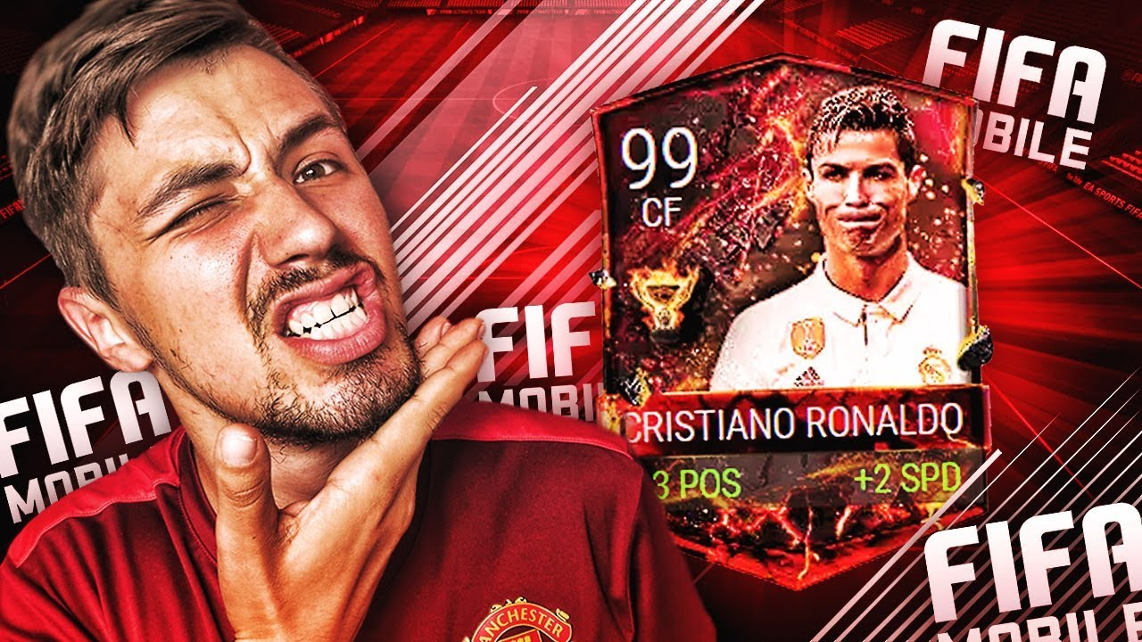 DARMOWY CRISTIANO RONALDO, DLA WSZYSTKICH! @FIFA MOBILE